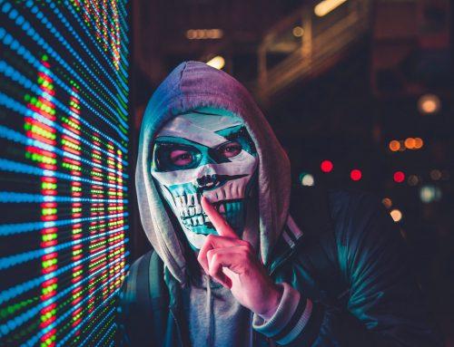 Strah pred pustnimi maskami izvira iz otroštva